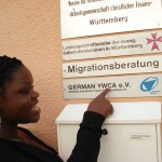 Nelly Lukale, World YWCA Programme Associate